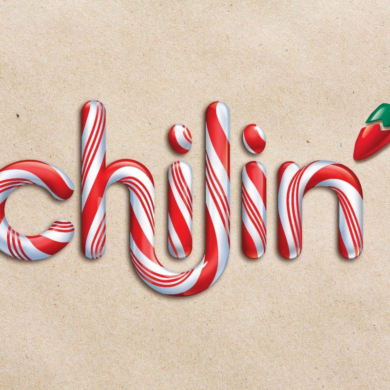 Chili's Christmas gift cards