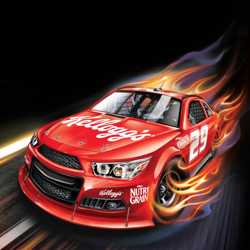 NASCAR_Kelloggs