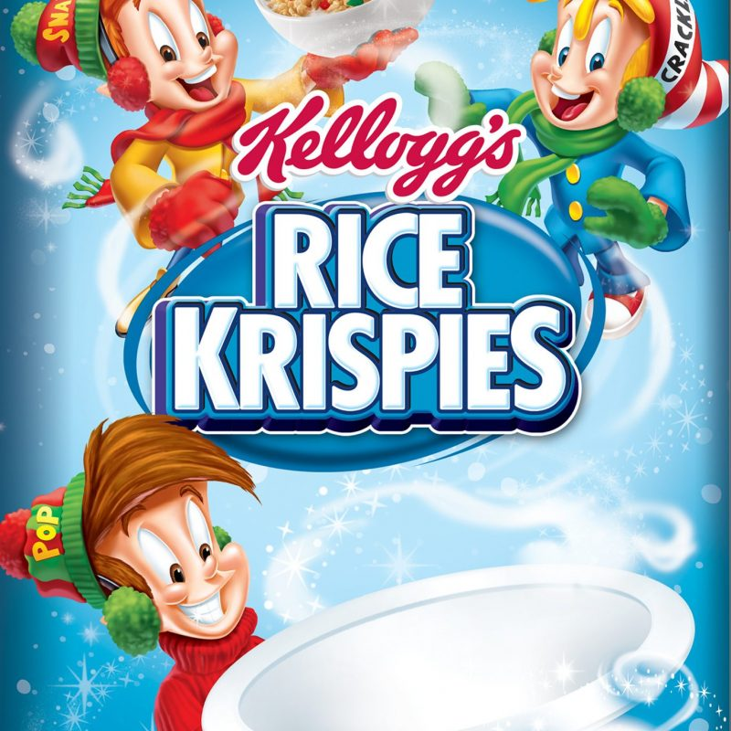 Kellogg's Holiday Krispies