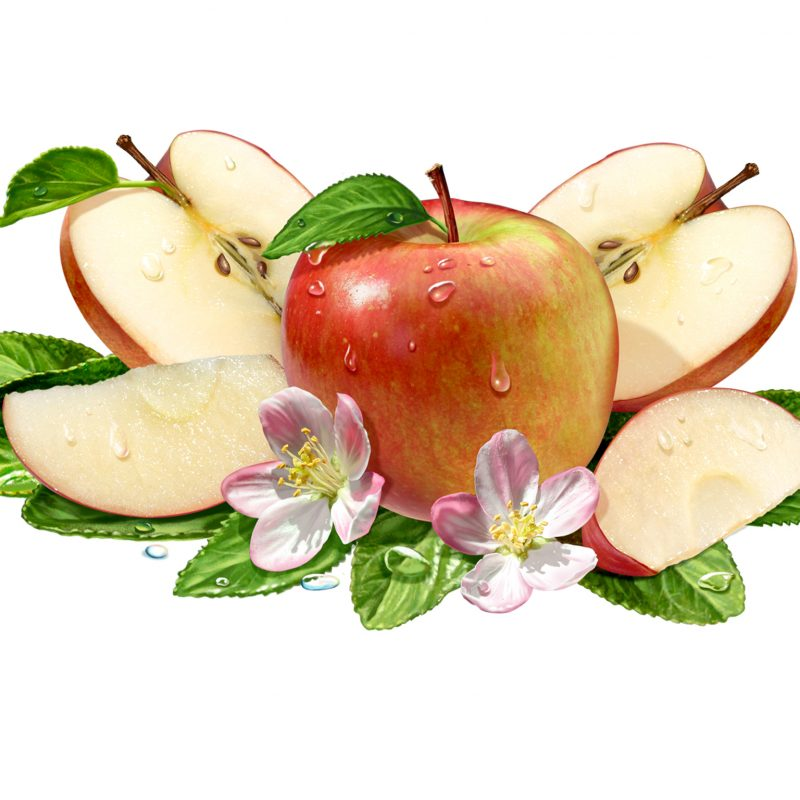 Pacific Breeze Apples