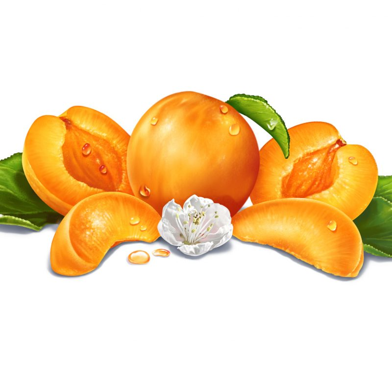Pacific Breeze apricots