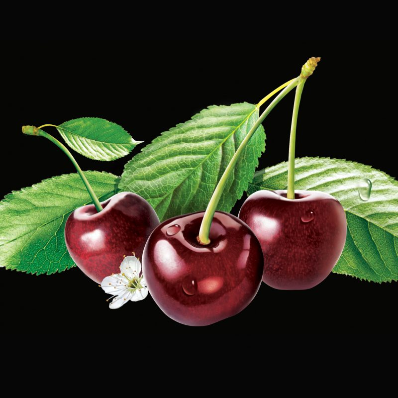 Rainier Fruit-Washington Bing cherries