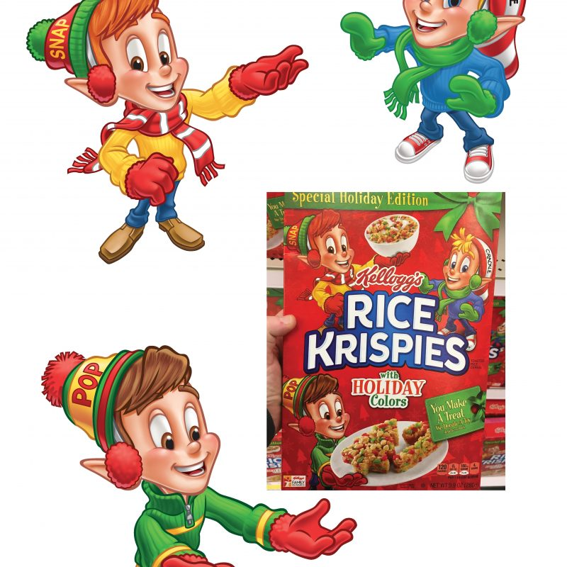 Rice Krispies Holidays