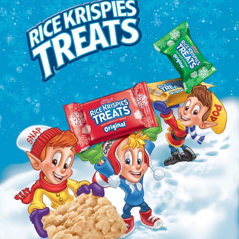 Rice Krispies Holidays